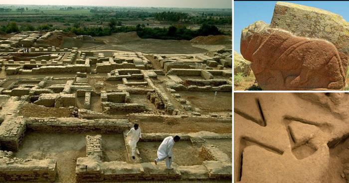 Археологические находки, которые поставили учёных в тупик.