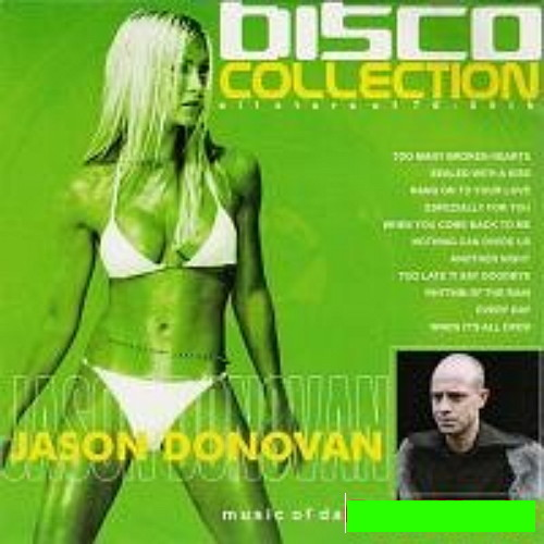 Jason Donovan - Disco Collection
