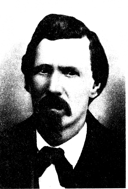 Шериф Уильям Брэди . Источник: en. wikipedia.org