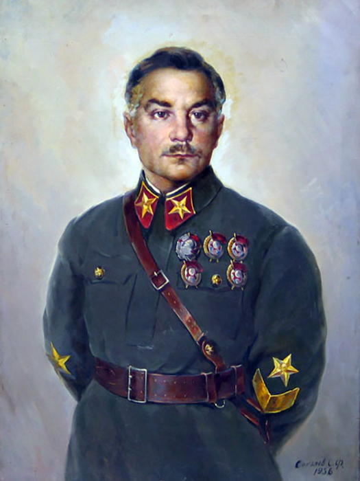 Климент Ворошилов. / Фото: www.24smi.org